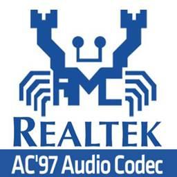 Логотип Реалтек АС 97 Аудио Кодеки